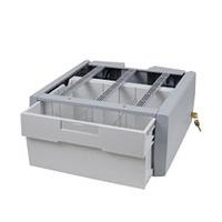 Ergotron Tiroir simple supplémentaire SV43/44 Accessoires panier multimédia - Gris