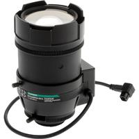 Axis Fujinon 8-80 mm Lentille de caméra - Noir