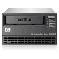 Hewlett Packard Enterprise StoreEver LTO-5 Ultrium 3280 SAS Lecteur cassette - Noir