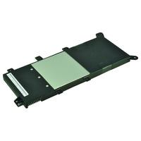 2-Power Main Battery Pack 7.6V 4840mAh Composants de notebook supplémentaires - Noir