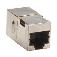 Black Box RJ-45, Cat5e, 14.6x30x16.1mm, Silver