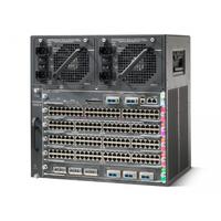 Cisco WS-C4506-E= Netwerkchassis - Zwart