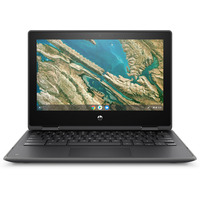 HP Chromebook x360 11 G3 EE Laptop - Grijs
