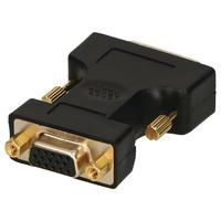 2-Power DVI-A (M) to VGA (F) Adapter Kabel adapter