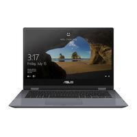 ASUS VivoBook TP412FA-EC497T-BE - AZERTY Laptop - Grijs