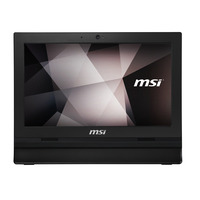 MSI Pro 16T 10M-001XEU All-in-one pc - Zwart