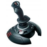 Thrustmaster T.Flight Stick X Contrôleur de jeu - Noir, Rouge, Argent