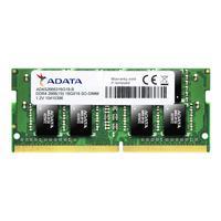ADATA DDR4, SO-DIMM, 8GB RAM-geheugen