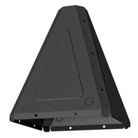 Chief Outdoor Plate Cover, 329.3 x 329.3 x 403.7 mm, Black - Noir