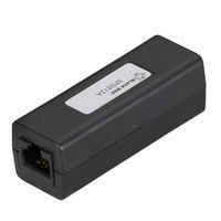 Black Box Parasurtenseur In-Line sur rail DIN Protecteur tension - Noir