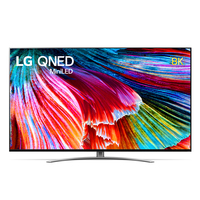 """LG QNED MiniLED QNED99 75"""" 8K Smart TV TV LED - Argent"""