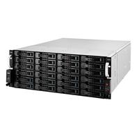 ASUS RS740-E7-RS24-EG + PIKE 2208 Barebone server - Zwart, Metallic
