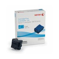 Xerox Encre solid Cyan ColorQube 8870 / 8880 - 108R00954 Bâton d'encre