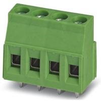 Phoenix PCB terminal block - MKDSN 2,5/ 4-5,08 Borniers électriques - Vert