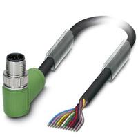 Phoenix Contact Câbles pour capteurs/actionneurs - SAC-12P-MR/ 1,5-PVC SCO