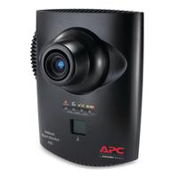 APC NetBotz Room Monitor 455, w/o PoE Injector - Noir