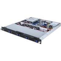 Gigabyte R121-X30 Barebone server - Zwart,Grijs