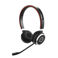 Jabra Evolve 65 MS Headset - Zwart