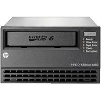Hewlett Packard Enterprise StoreEver LTO-6 Ultrium 6650 Lecteur cassette - Noir
