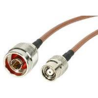Intermec 4m, RP-TNC/N Câble coaxial - Marron
