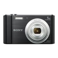 Sony Cyber-shot DSC-W800 Digitale camera - Zwart