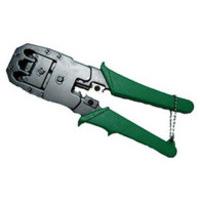 Microconnect Modular plug Crimps Tool, Strips & cuts, f/ 8/8, 6/6, 6/4, 4/4 Krimp-, knip- en striptang voor .....