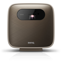 Benq GS2 Beamer - Bruin, Grijs