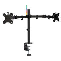 Kensington SmartFit® Ergo Dual Extended Monitor Arm Monitorarm - Zwart
