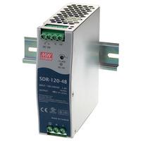 Black Box Alimentation secteur pour rail DIN Unités d'alimentation d'énergie - Bleu,Acier inoxydable