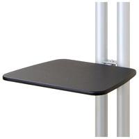 Newstar flatscreen meubel, drager - Zwart