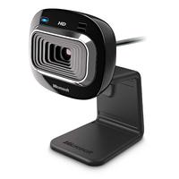 Microsoft LifeCam HD-3000 Webcam - Noir