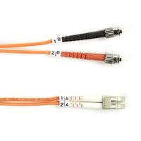 Black Box OM2 Câble de brassage à fibre optique duplex multimode 50/125 µm Connect, LSZH Câble de fibre .....