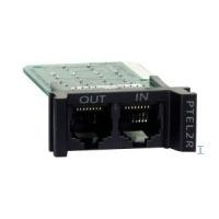APC ProtectNet rackmount module for serial/RS232 (1*RJ-45) Netwerksimulator