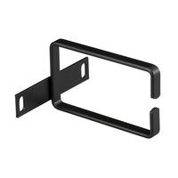 Black Box Rackmount Ring Bracket Rack toebehoren - Zwart