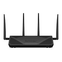 Synology 4x4 MIMO, 2.4/ 5 GHz, RJ-45, Dual WAN, 1x USB 3.0, 1x USB 2.0, SD/SDXC/SDHC, 280 x 169 x 77 mm, 700 g .....