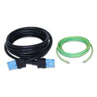 APC Smart-UPS SRT, câble d'extension de 15 pieds pour packs de batteries externes de 48 Vcc - Noir,Bleu,Vert,Jaune