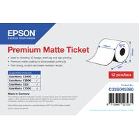 Epson Premium, 102mm x 50m, 107 g/m² étiquette