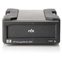 Hewlett Packard Enterprise RDX160 External Removable Disk Backup System Lecteur cassette