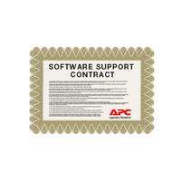 APC 1 Year 100 Node InfraStruXure Central Software Support Contract Garantie- en supportuitbreiding