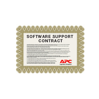 APC 1 Year 100 Node InfraStruXure Central Software Support Contract Extension de garantie et support