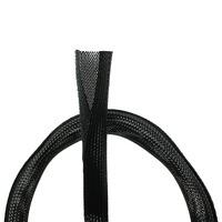 LogiLink Cable FlexWrap, 1.8 m, Black - Zwart