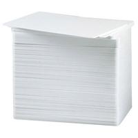 DataCard CR80/030 PVC Graphics Carte en plastique vierges - Blanc