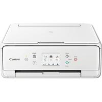 Canon PIXMA TS6251 Multifunctional - Zwart, Cyaan, Magenta, Zwart Pigment, Geel