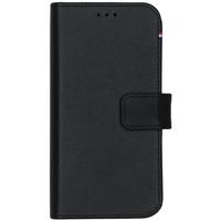 Decoded 2 in 1 Leather Detachable Wallet iPhone 12 Mini - Zwart - Zwart / Black