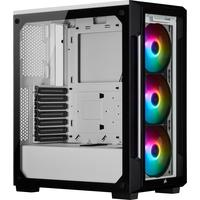 Corsair iCUE 220T RGB Boîtier d'ordinateur - Blanc