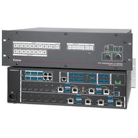Extron DTP CrossPoint 108 4K IPCP MA 70 Videoschakelaar - Zwart