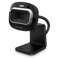Microsoft LifeCam HD-3000 for Business Webcam - Noir