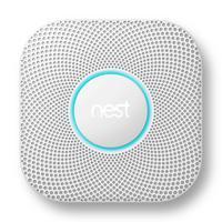 Nest Protect, batterij, 2e generatie Rookmelder - Wit