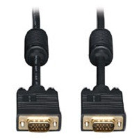 Ergotron SVGA/VGA Monitor Cable - Noir