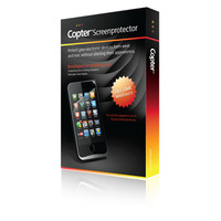 Copter Privacy Screen f/iPad 2/3 MP3 - Transparant